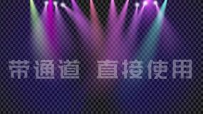 舞台灯光视频素材包