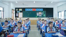【4K原创】中小学-学校学生上课视频素材包