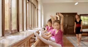 儿童艺术培训视频素材