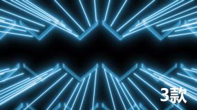 炫酷霓虹光效DJ背景视频素材包
