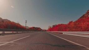 【原创】4K开车行驶视频素材