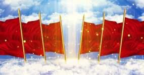 红旗02-05视频素材