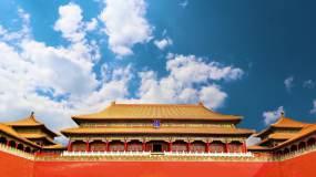 北京地标延时视频素材