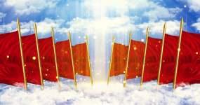 红旗02-06视频素材