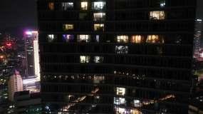 烟台希尔顿酒店视频素材