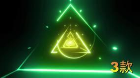 4K-霓虹灯炫酷穿梭DJ背景视频素材包