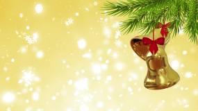 圣诞节背景2视频素材