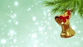 圣诞节背景3视频素材