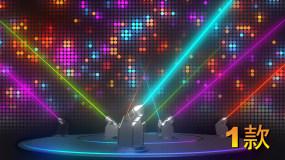 炫酷动感DJ背景视频素材