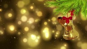 圣诞节背景1视频素材