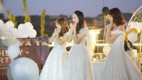 4K婚纱主题生日派对视频素材