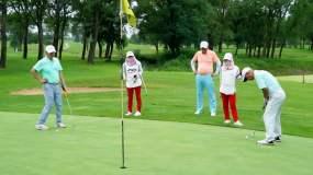 高尔夫视频素材