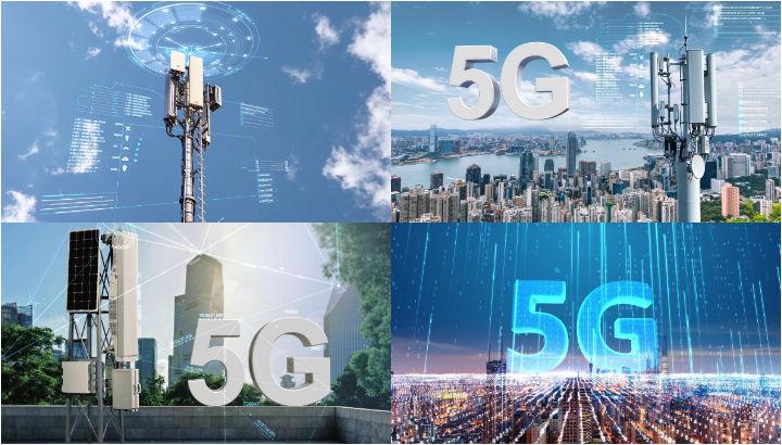 5G视频素材