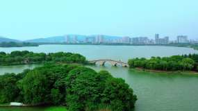 太湖鼋头渚风景区视频素材
