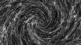 黑洞漩涡-带透明通道视频素材包