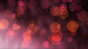 唯美温馨粒子背景-循环7视频素材