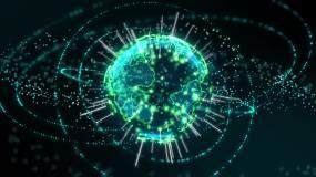 科幻地球视频素材