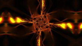 金色粒子线条快闪节奏vj素材视频素材