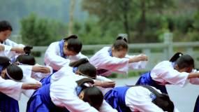 安吉孔子文化视频素材