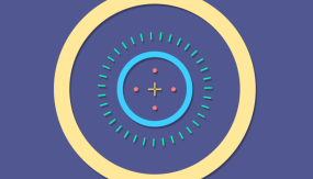 简约mg动画风格logo片头AE模板