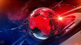 三维地球-科技时代视频素材