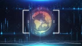 科技背景视频素材
