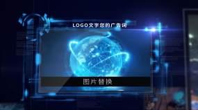 【原创】企业信息科技介绍ae模板AE模板