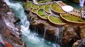 铜仁大峡谷风景视频素材