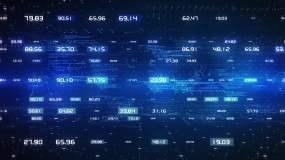 科技数据背景视频视频素材