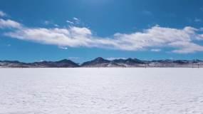 冰天雪地视频素材
