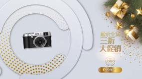 年终圣诞节大促销AE精品模版AE模板