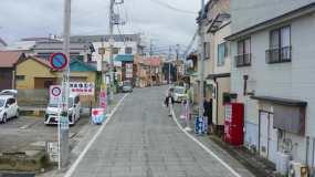 4K日本渔港小镇版权可商用视频素材