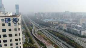 4K城市交通高速视频素材