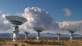 雷达站射电望远镜地面探测站视频素材视频素材包
