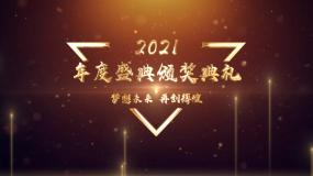 2021年震撼光线年会开场AE模板