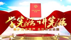 党政宪法片头AE模板AE模板