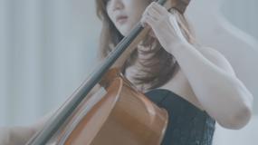 大提琴芭蕾舞钢琴乐器视频素材