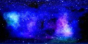 【8k-60帧超清】360度全景宇宙星云视频素材包