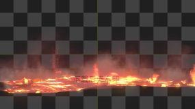 岩浆29号_2(有Alpha通道)视频素材包