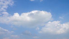 原创可商业用途天空视频素材