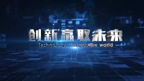 大气科技字幕总合成03AE模板