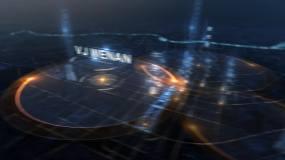 沈阳浑南科技区位图AE模板