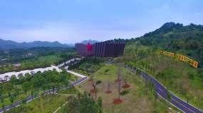 全州湘江战役纪念馆视频素材