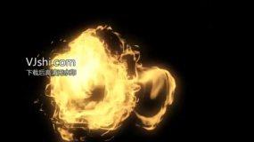 火焰转场过渡视频包视频素材包