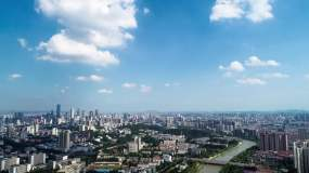 南京航拍城市宣传片视频素材