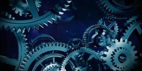 工业齿轮视频素材