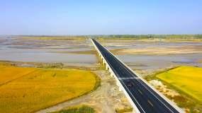 【原创·可商用】4K航拍高速公路视频素材