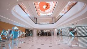 4K高端奢华大型购物中心唯美移动空镜视频素材包