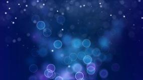 唯美粒子背景(无缝循环)视频素材