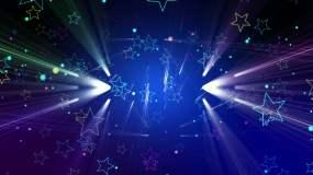 4K节奏闪烁动感舞台循环视频素材